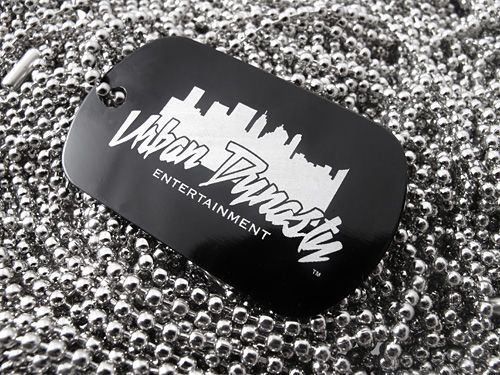 Aluminum Engraved Bulk Dog Tags