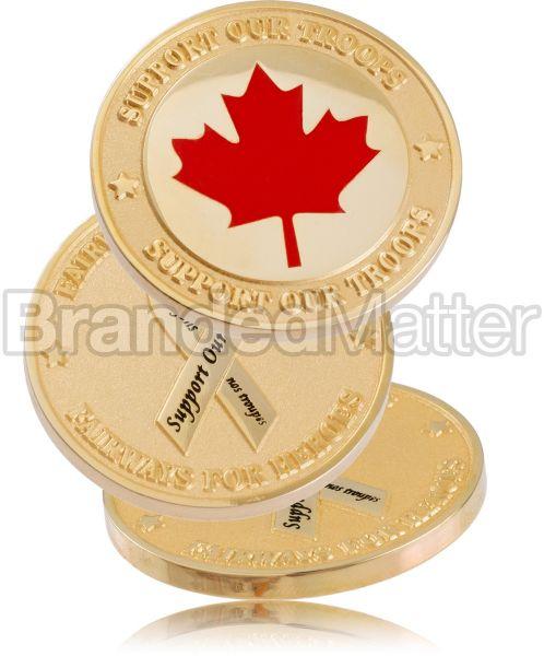 Hard Enamel Commemorative Coins