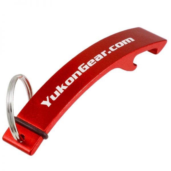Custom laser engraved keychain bottle opener