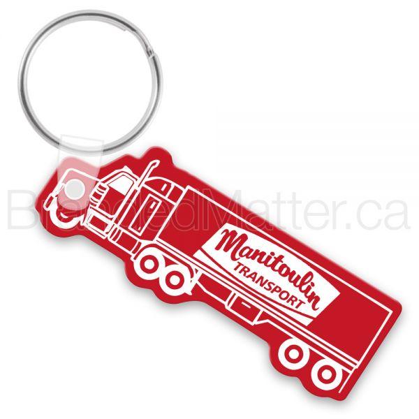 Truck Shape Keychains