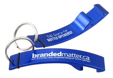 Designer Promotional Bottle Openers