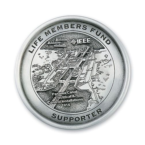 Custom made solid pewter drink coaster